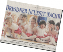 Dresdner Neuste Nachrichten Minimäuse 2007