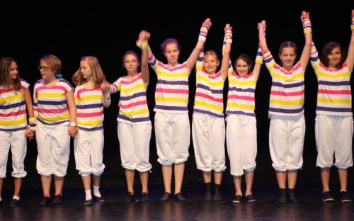 Teeny Dance (11-14 Jahre)